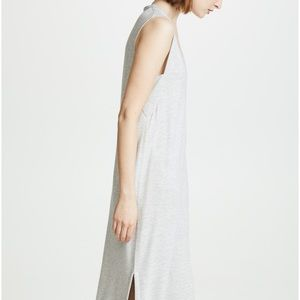 rag & bone Dresses - RAG & BONE | Heather Grey Phoenix Vee Dress